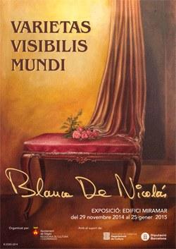 """Inauguració de l'exposició """"Varietas visivilis mundi"""""""