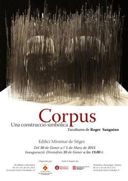 Inauguració de l'exposició CORPUS. Una construcció simbòlica