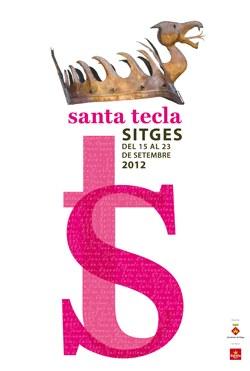 Inauguració de l'exposició de la imatge de Santa Tecla