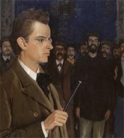 Inauguració de l'Exposició Enric Morera i el seu món