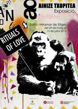 Inauguració de l'exposició 'Rituals Of Love'