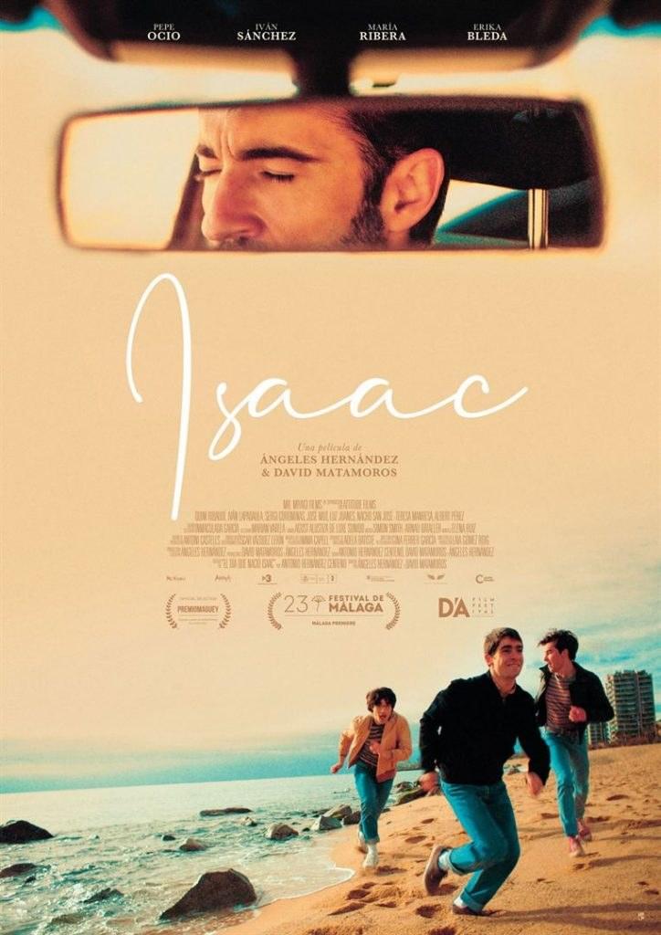 Isaac (Sessió 8è aniversari Cineclub Sitges)