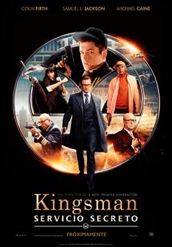 Kingsman, Servicio Secreto