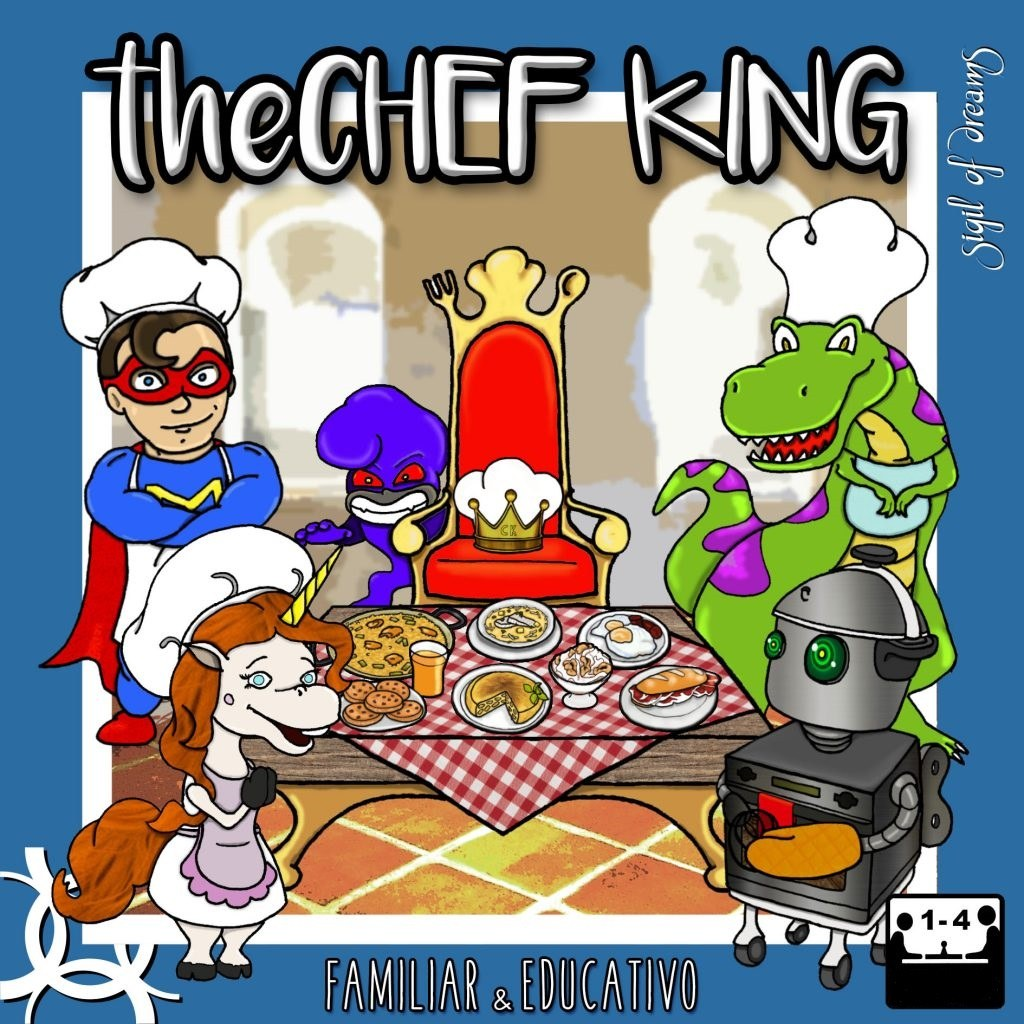 Imatge del joc 'Chef King'