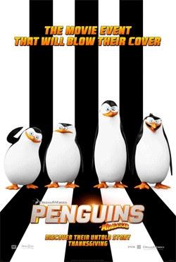 Los pingüinos de Madagascar (Castellà)