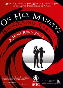 On her majesty's blundering / Teatre