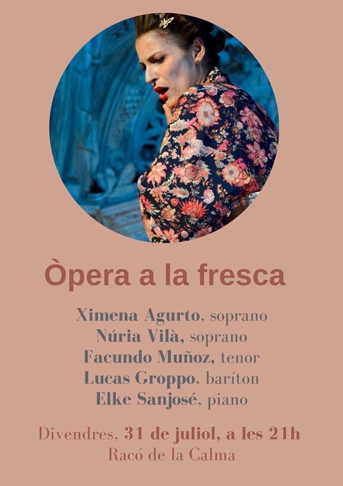 Òpera a la fresca