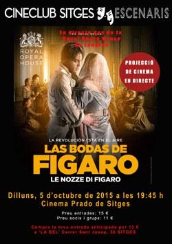 Òpera en directe 'Las bodas de Fígaro'