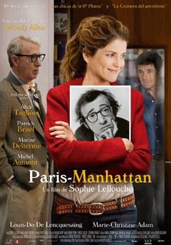 París - Manhattan (V.O.S.E.)
