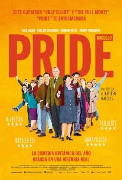 """Pel·lícula-esdeveniment: """"PRIDE"""" (V.O.S.E)"""