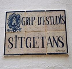 Presentació del llibre Cent anys de teatre a Sitges. Història de les companyies teatrals...