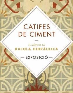Presentació del llibre L'Art del mosaic hidràulic a Catalunya