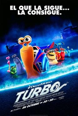 Projecció de ''Turbo'' (en Castellà)