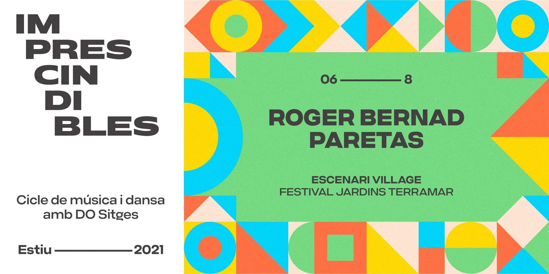 Roger Bernad Paretas 'Un dia'