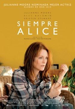 Siempre Alice (Castellà)
