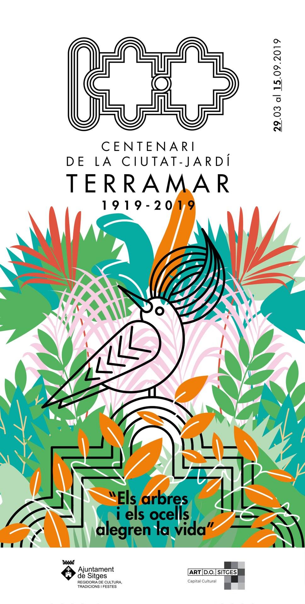 Taller familiar 'De Maricel a Terramar. Arbres, flors i arquitectura'
