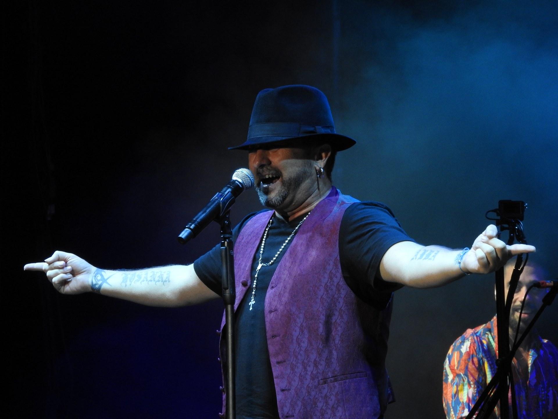 El Barrio conquereix el Festival Jardins Terramar amb el seu rock andalús