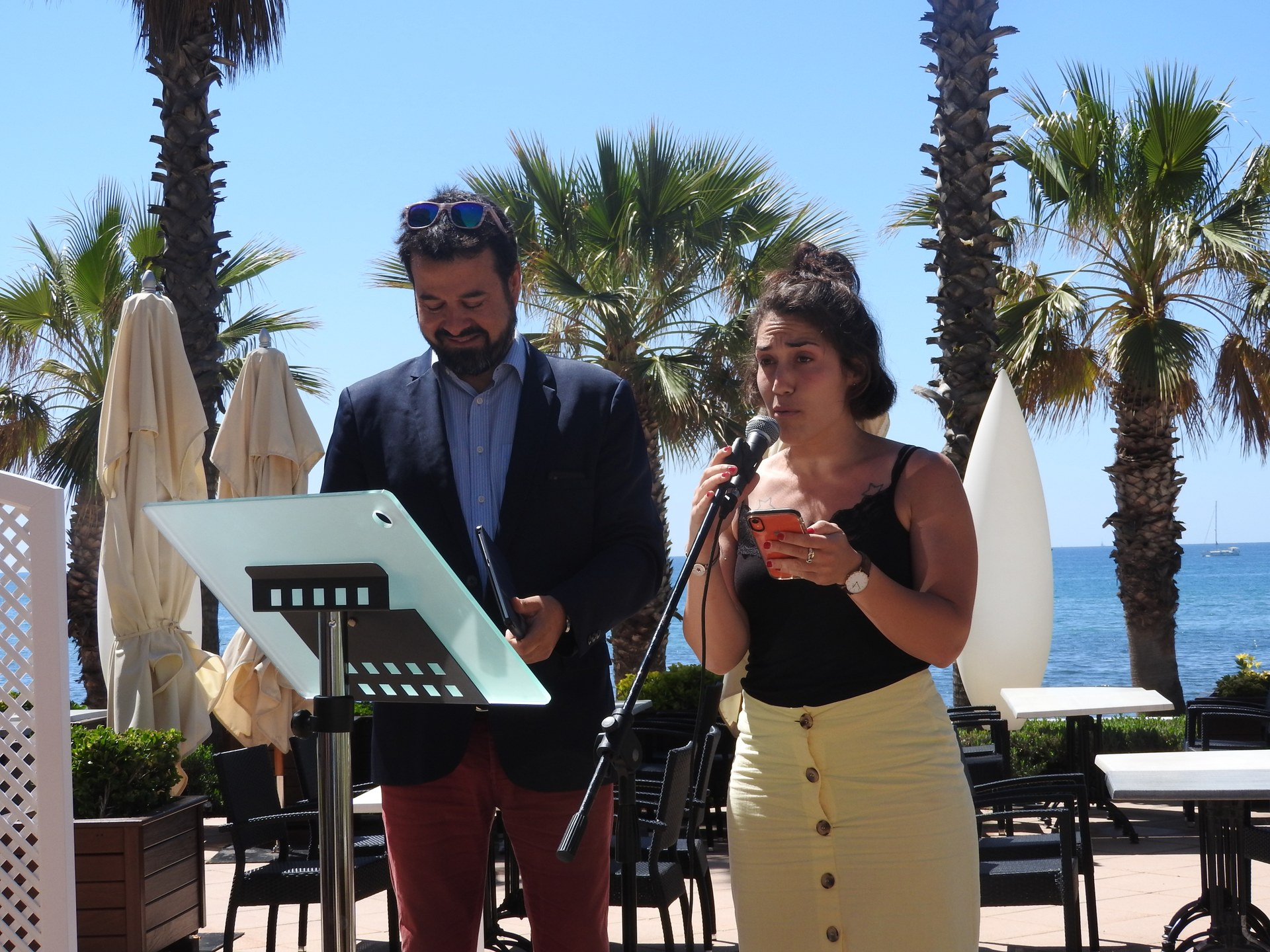 Sitges presenta un menú gastronòmic per commemorar el centenari de la Ciutat - Jardí Terramar