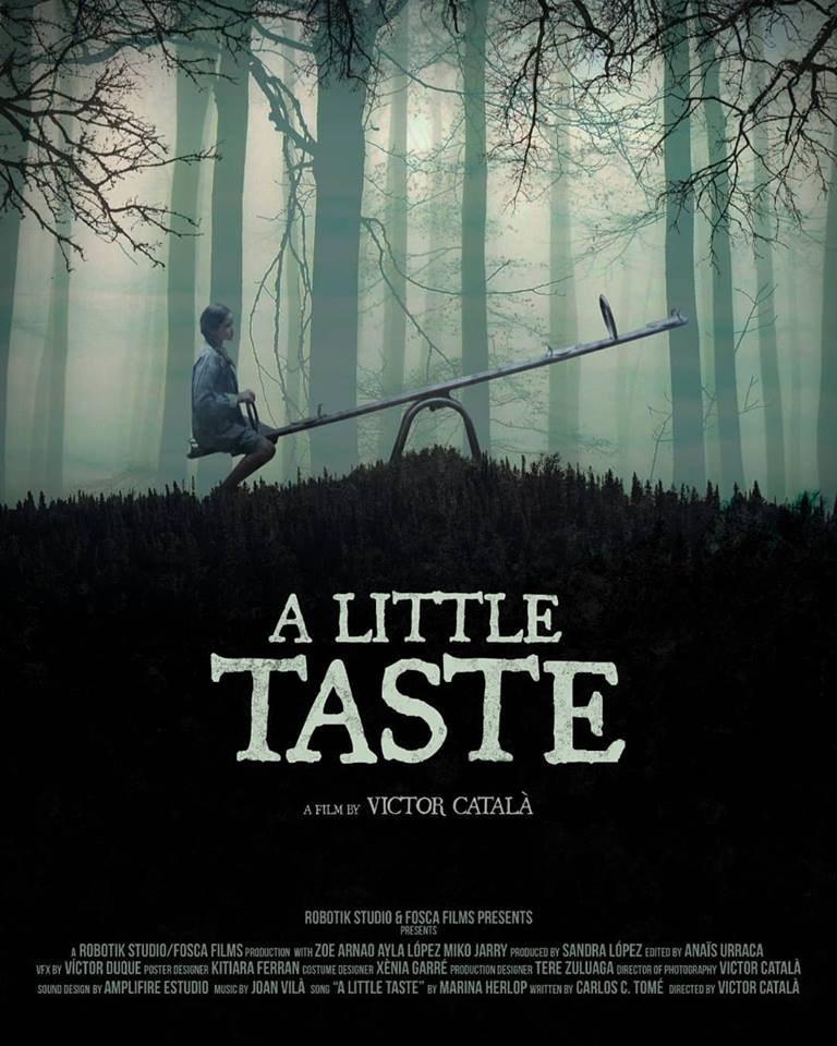 El curt 'A little taste', sorgit del Producers Meet Producers, competirà a la Secció Oficial del Festival de Sitges