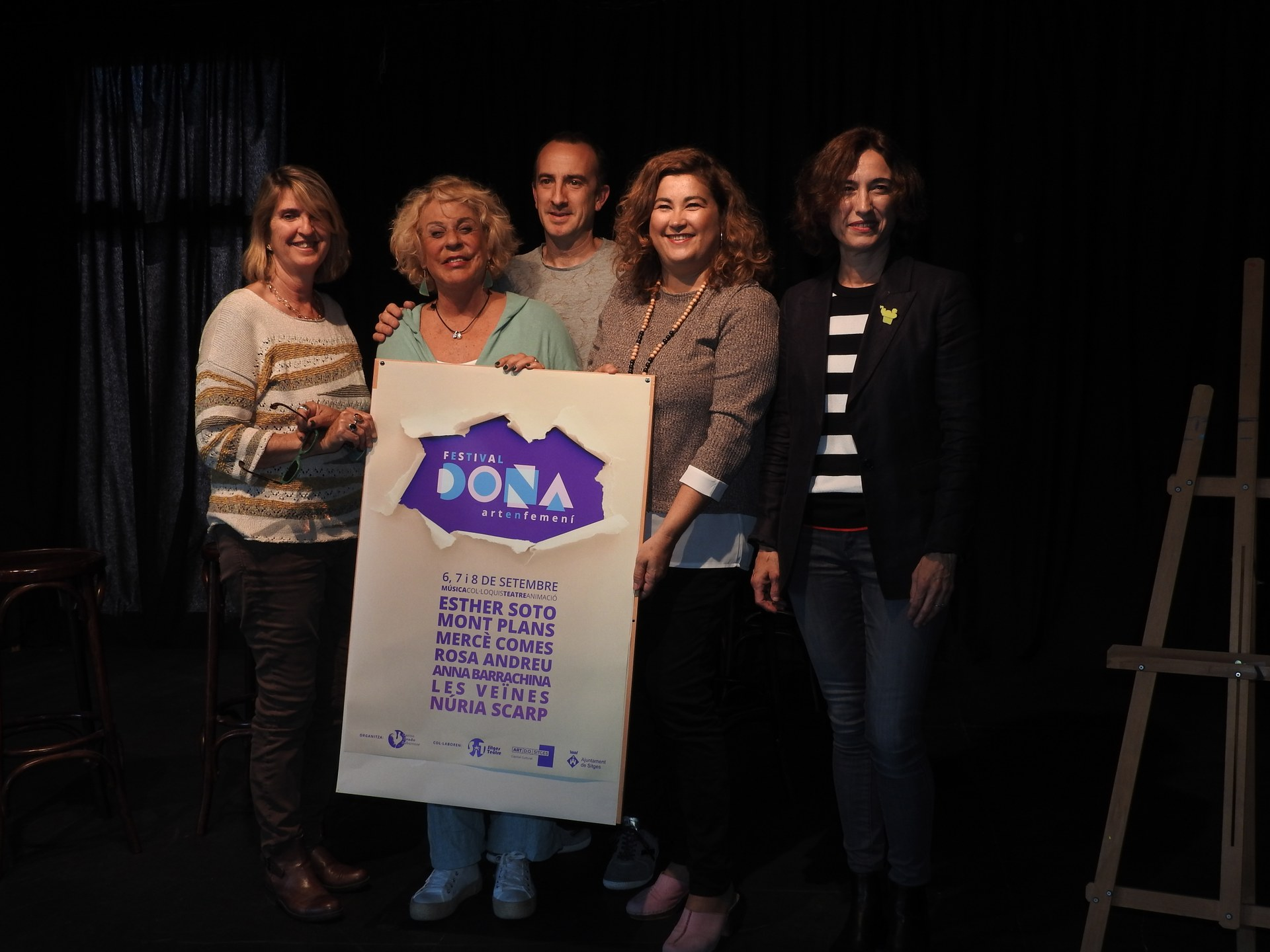 El festival s'ha presentat aquest dimecres a la Sala Jofre Vila