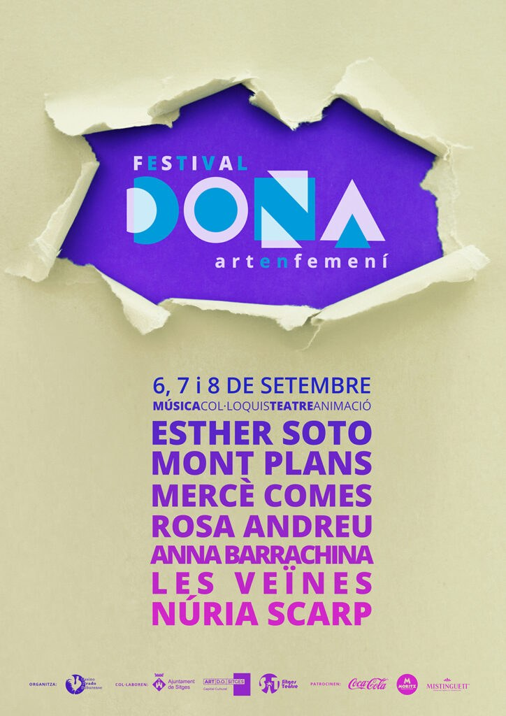 El Festival 'Dona-Art en femení' aixeca el teló aquest divendres