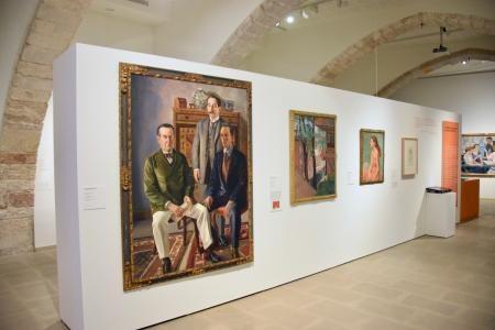 El Museu de Maricel explora la influència europea en el retorn de l'art català al realisme en el període d'entreguerres