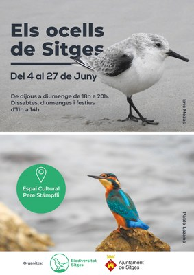 cartell Expo 'Els ocells de Sitges'.jpg
