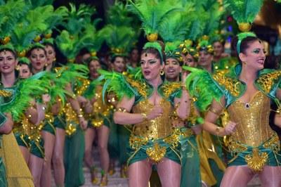 La Colla Smile s'encarregarà de la figura de la Reina del Carnaval 2020