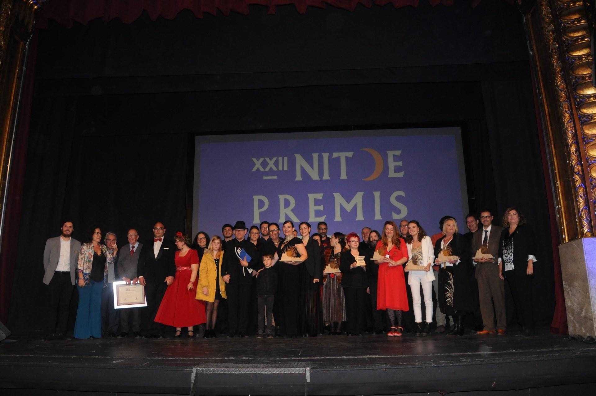 Nit de Premis 2019