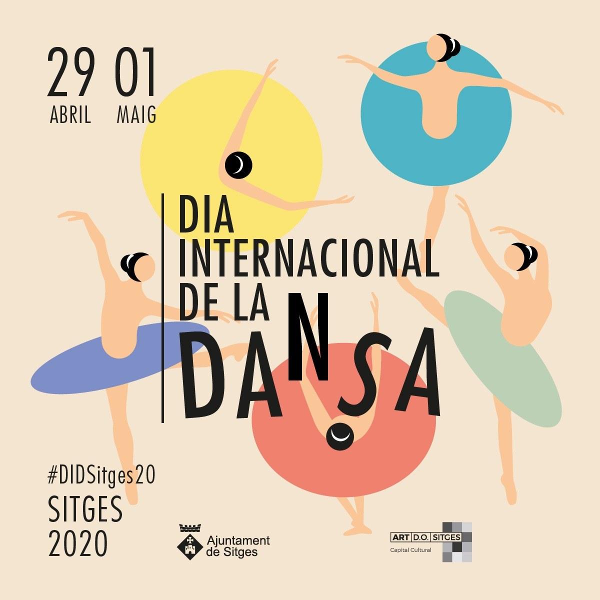 La programació online marcarà la celebració del Dia Internacional de la Dansa en ple confinament
