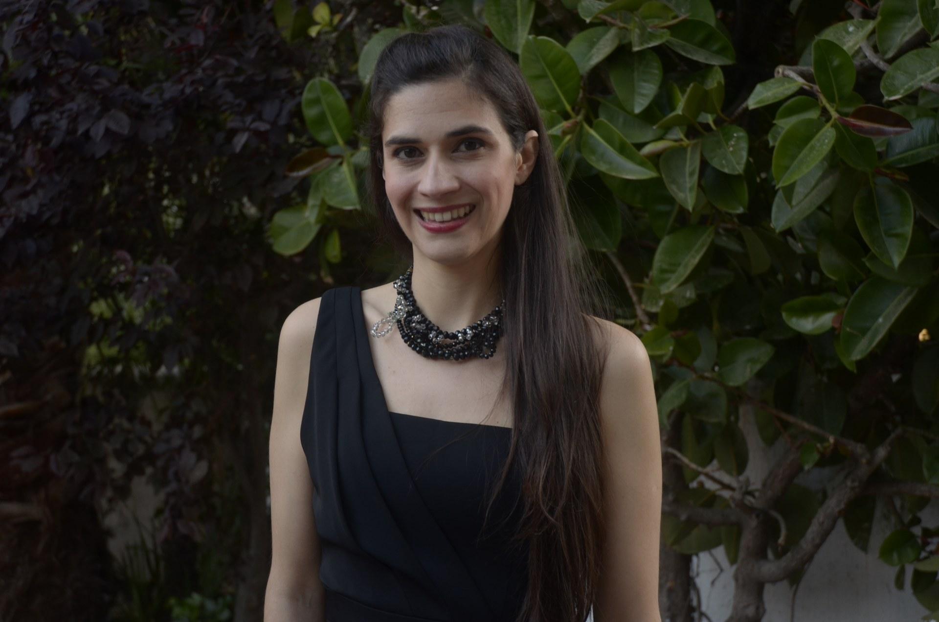 La soprano Ayelén Mose actuarà aquest dijous a  les 21.00 hores al Racó de la Calma
