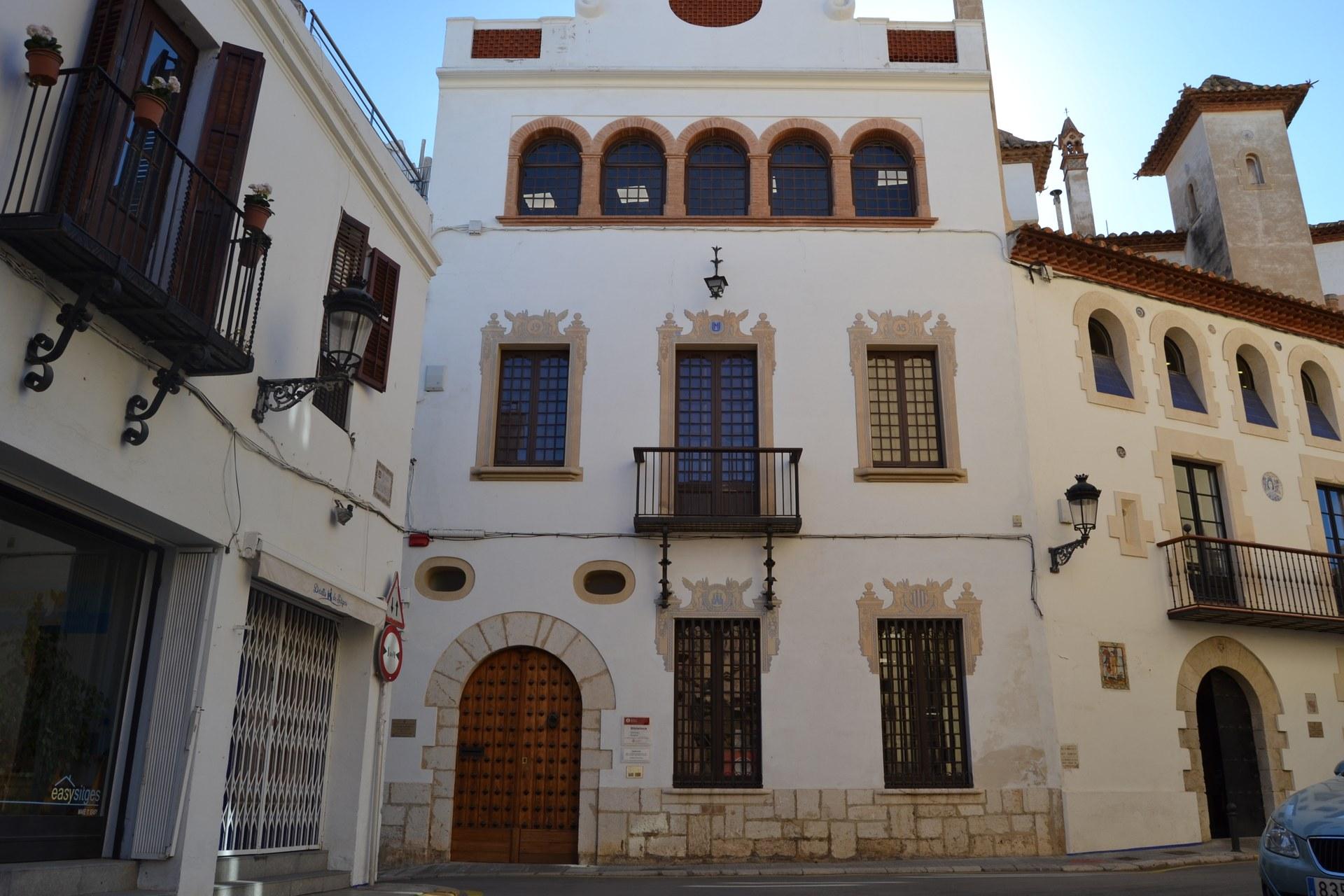 Les Biblioteques de Sitges es preparen per a la reobertura