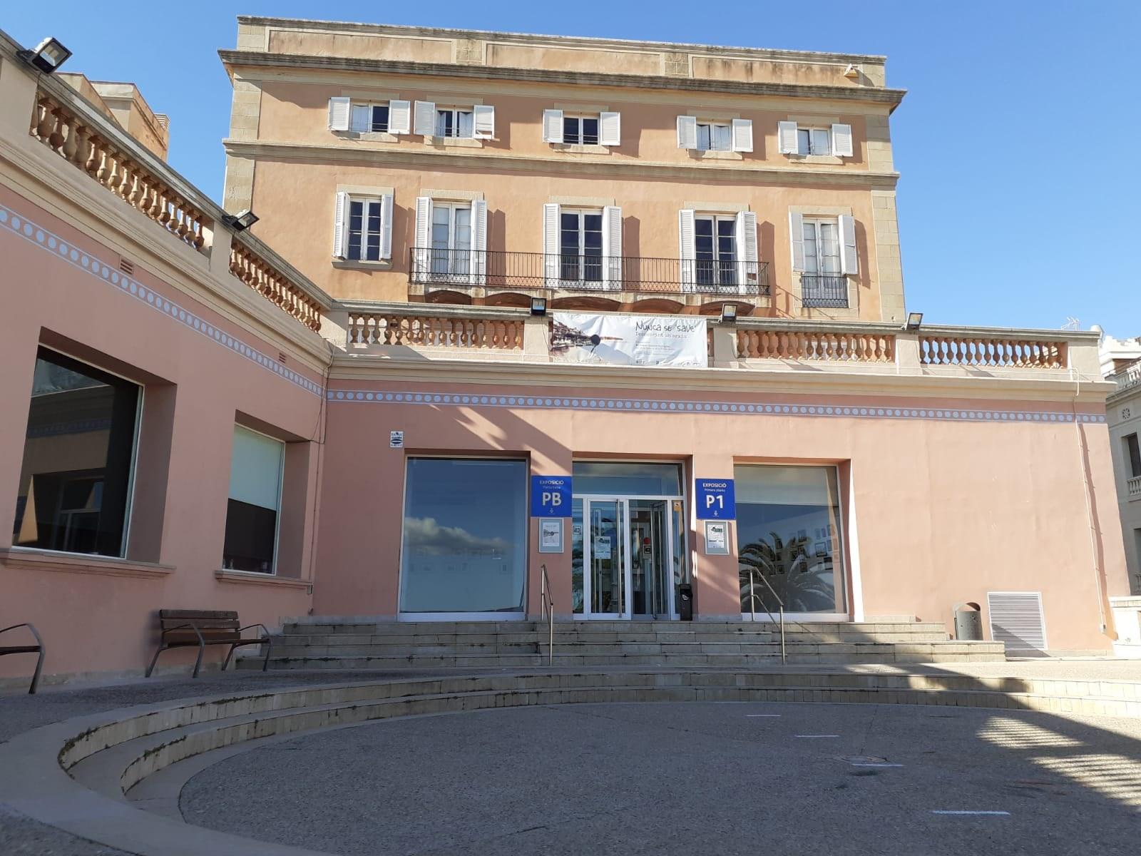 S'obre el termini de presentació de projectes expositius per al 2022 al Miramar-Centre Cultural