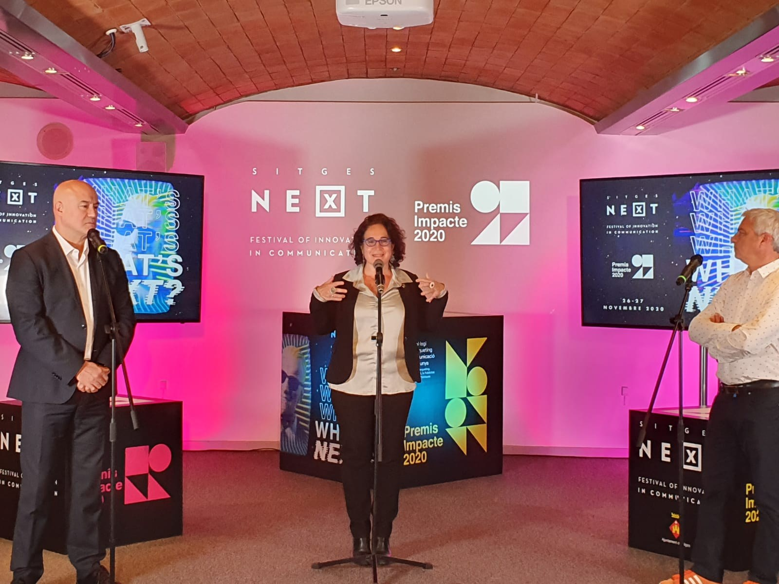 Sitges Next 2020 explora el futur i la innovació en comunicació amb un format híbrid