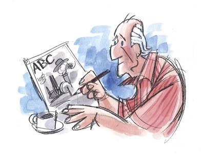 Caricatura Mingote