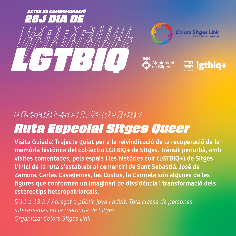 Ruta Especial Sitges Queer