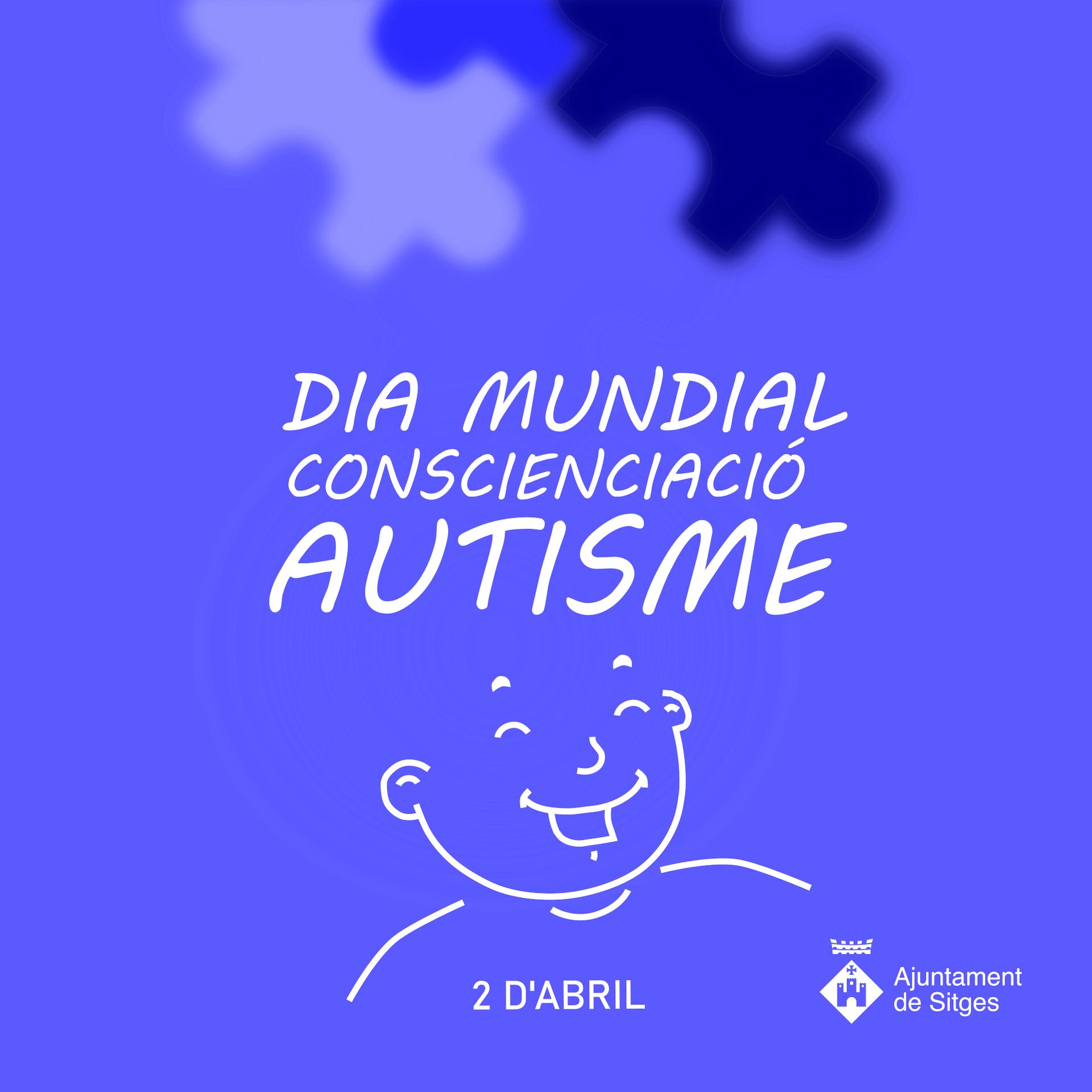 L'Ajuntament se suma al Dia Mundial de Conscienciació sobre l'Autisme