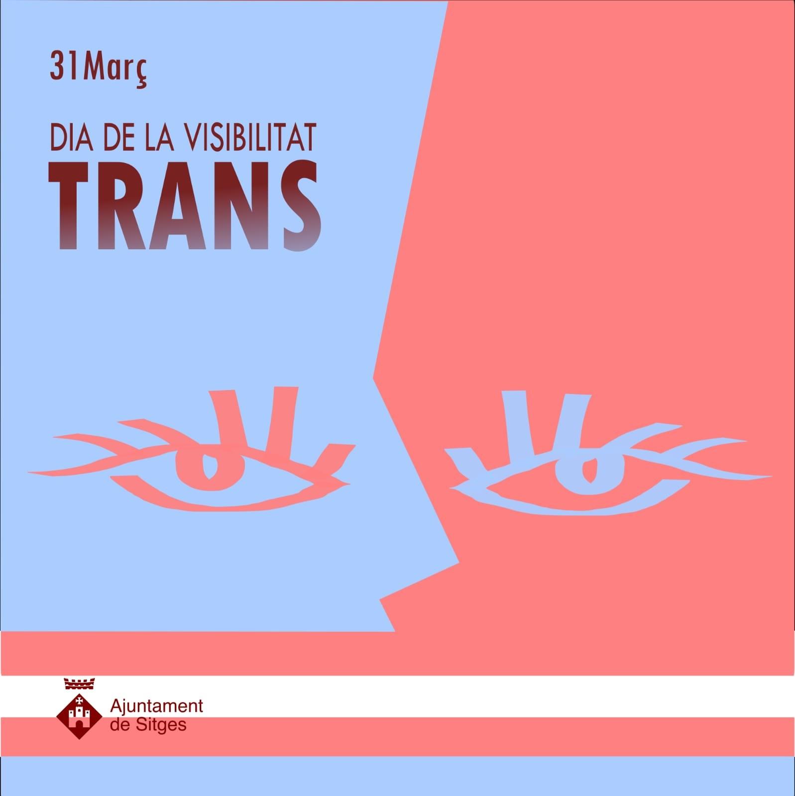 L'Ajuntament se suma aquest dimarts al Dia per a la Visibilitat Trans