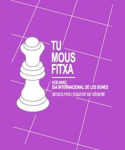 Acte Institucional 8M. Dia Internacional de les Dones