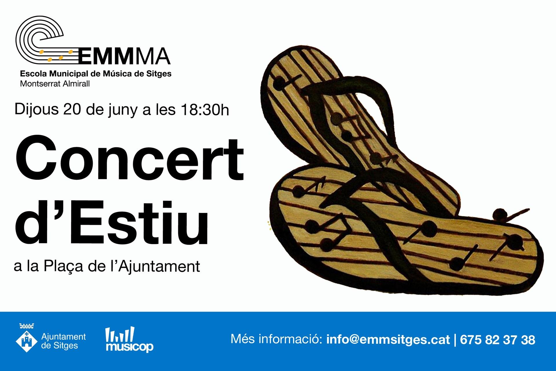 Concert d'Estiu