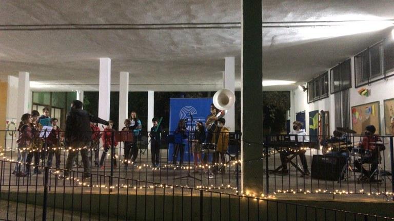 Concerts al Porxo- conjunt de percussió -Activitat online