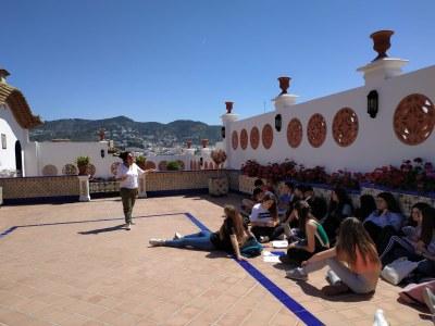 Itinerari d'Aprenentatge interdisciplinari exposició Escola Pia