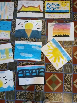 projecte exposició Escola Pia
