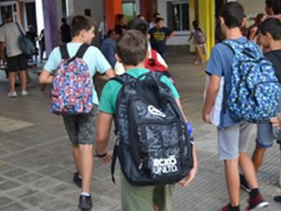 Comença el curs escolar a Sitges amb 2.105 alumnes