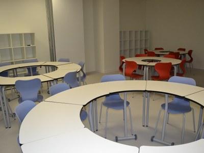 El Centre de Formació d'Adults de Sitges inaugurarà el 8 de gener les noves instal·lacions amb una nova línia formativa més àmplia i innovadora