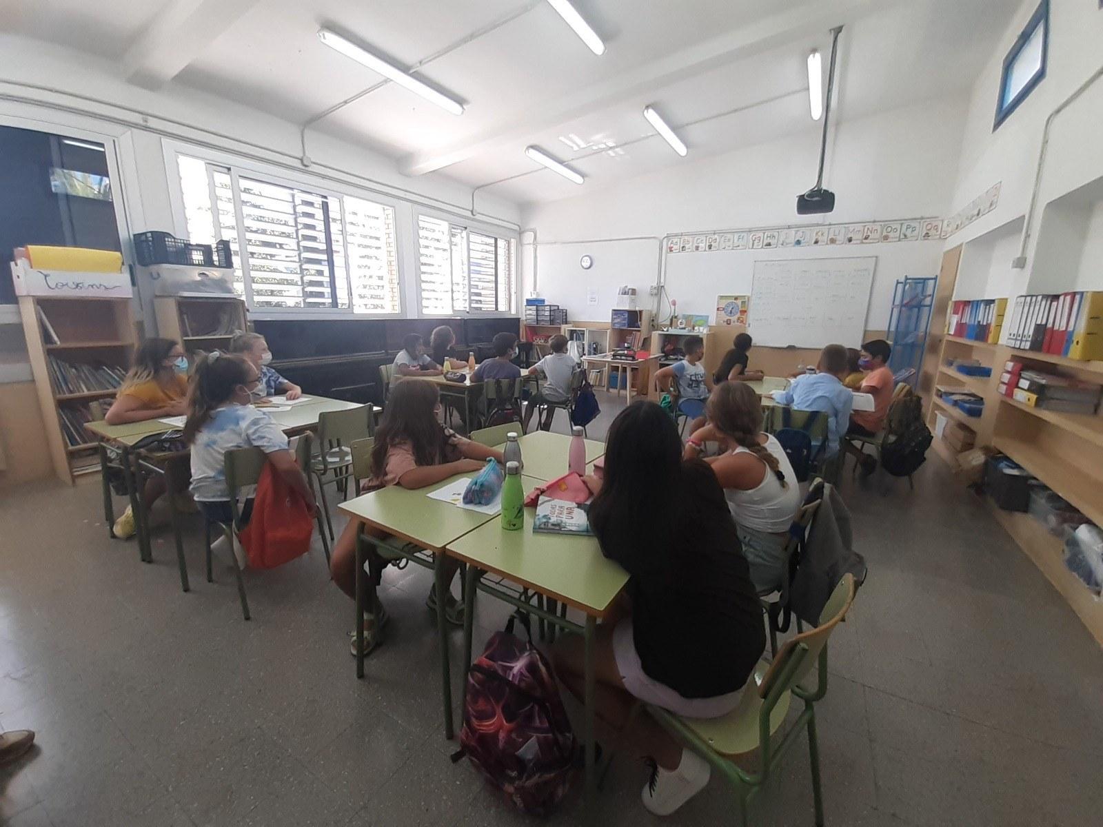 Els tallers estan adreçat a l'alumnat de primària i de secundària