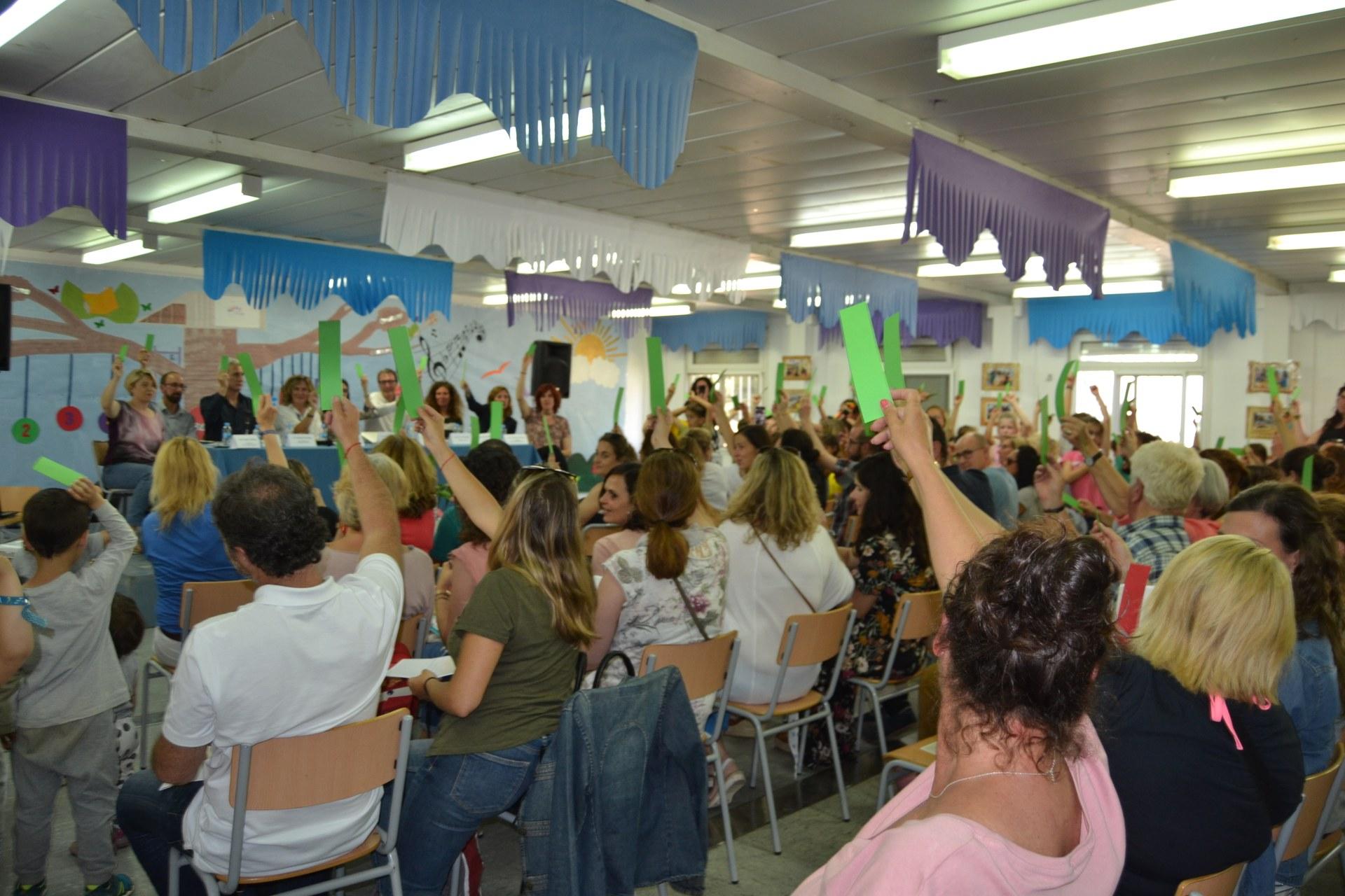 L'escola Agnès de Sitges entra a formar part de la Xarxa de Comunitats d'Aprenentatges