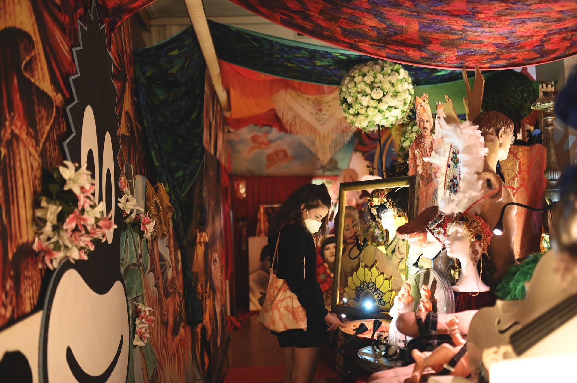 L'exposició de La Cubana a Sitges es prorroga fins al Nadal