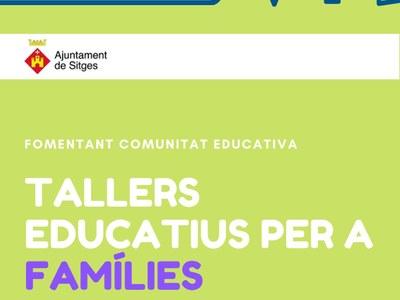 La regidoria d'Educació organitza el Taller 'Com educar positivament'