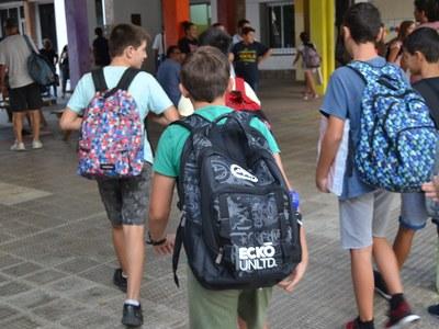 Les escoles de Sitges celebren la jornada de portes obertes